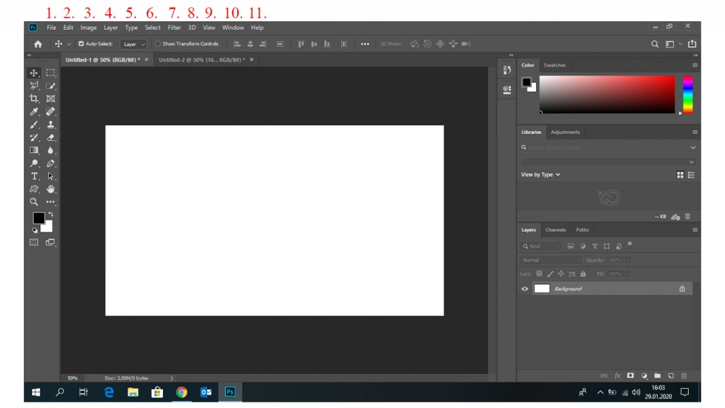 Adobe photoshop dersleri 2