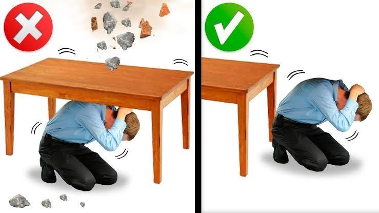 depremden korunma yolları