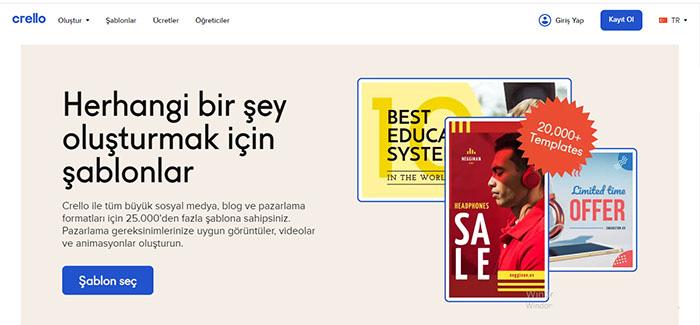online tasarım