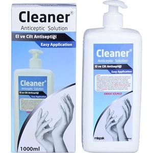 cleaner antibakteriyel solüsyon