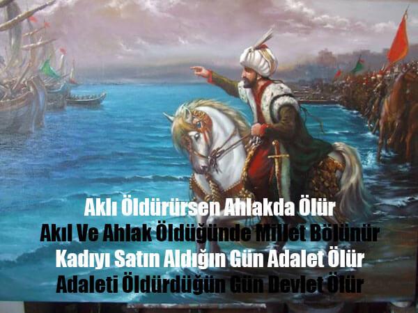 Osmanlı Padişahı Fatih