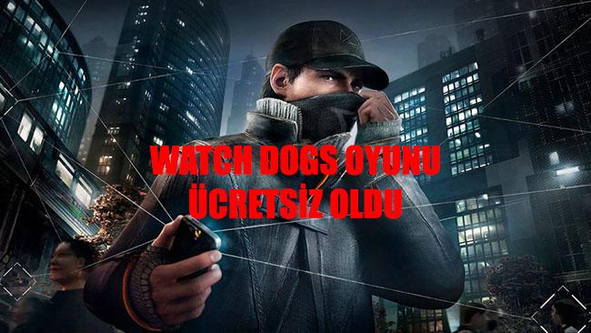watch dogs ücretsiz