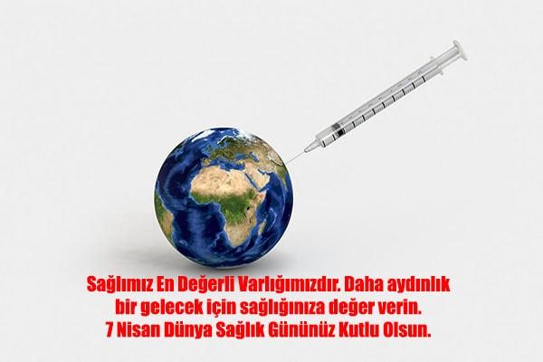 dünya sağlık günümüz
