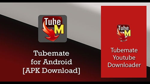 android video indirme tubemate