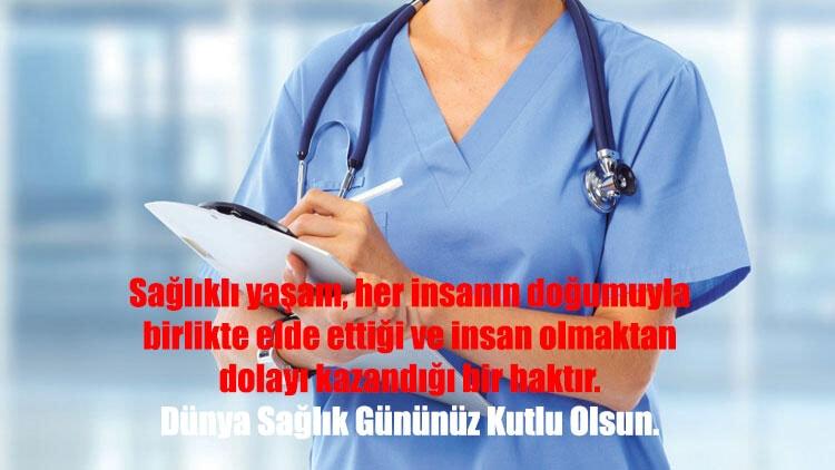 sağlık günü mesajları