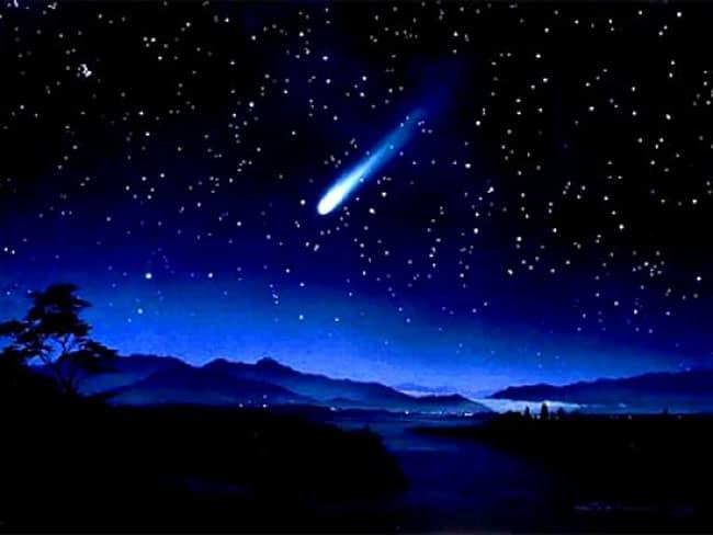 Yıldız kayarken dilek tutma batıl inancı