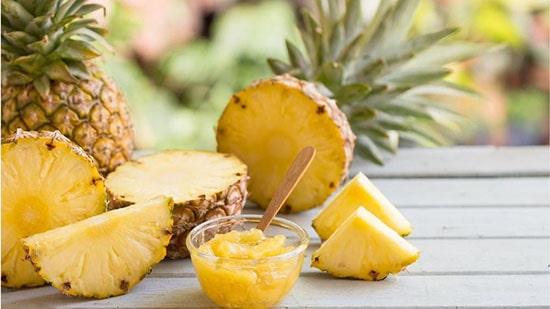 c vitamini ananas