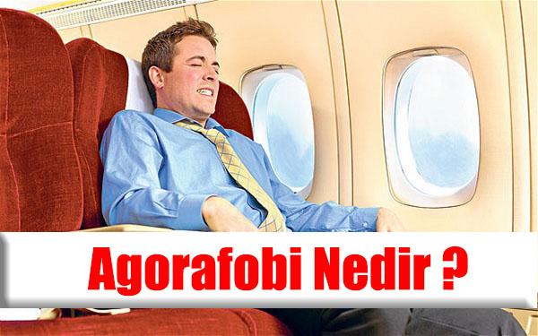 agorafobi nedir