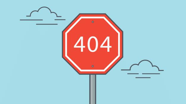 404 hatası çözümü