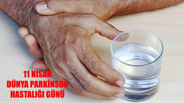11 nisan parkinson hastalığı günü