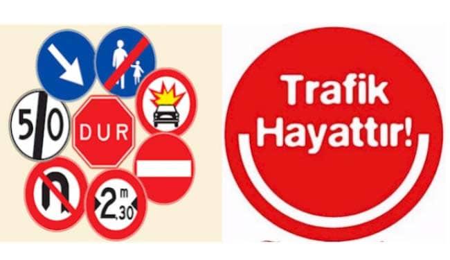 trafik ve İlk yardım haftası ile ilgili şiirler
