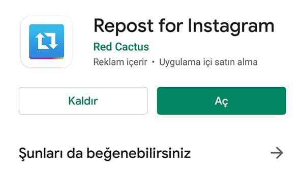 instagram repost apk