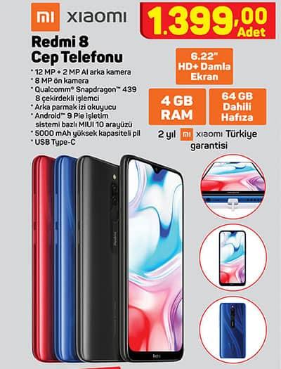 Xiaomi Redmi 8 inceleme