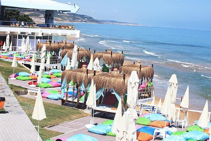 İstanbul'da Denize Girilecek En Güzel Yerler