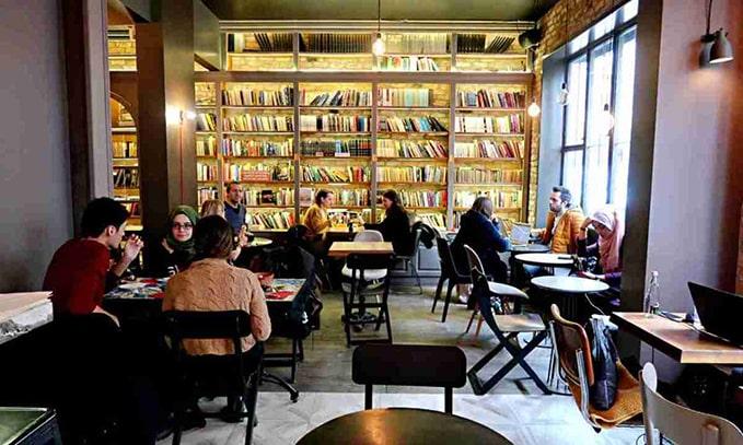 Beşiktaş'da en iyi kahve içilecek yerler