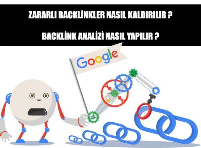 zararlı backlinkler nasıl kaldırılır