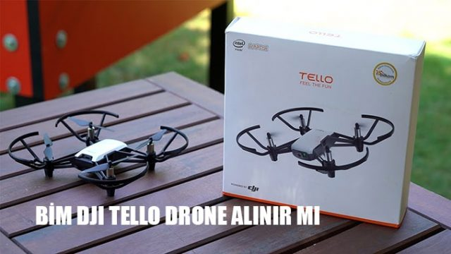 bim tello drone