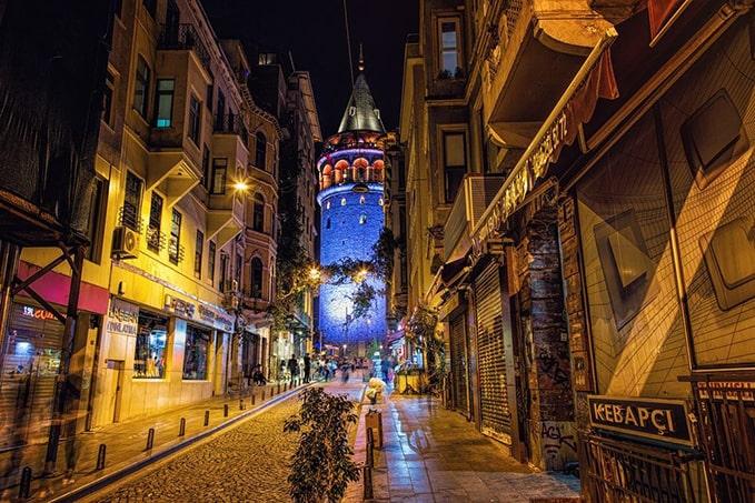 İstanbul'da fotoğraf çekilecek yerler