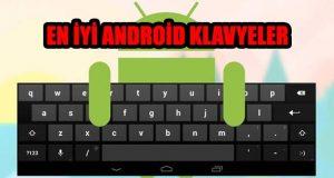en iyi android klavye uygulaması