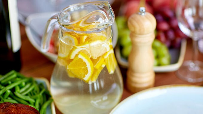 limonla alkali su yapımı