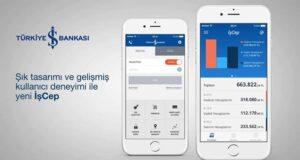 İş Bankası QR Kod İle Para Gönderme