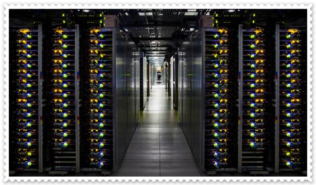 Dünyanın En büyük veri Merkezi Nerede?