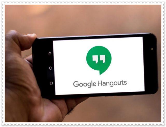 Hangouts Nedir?
