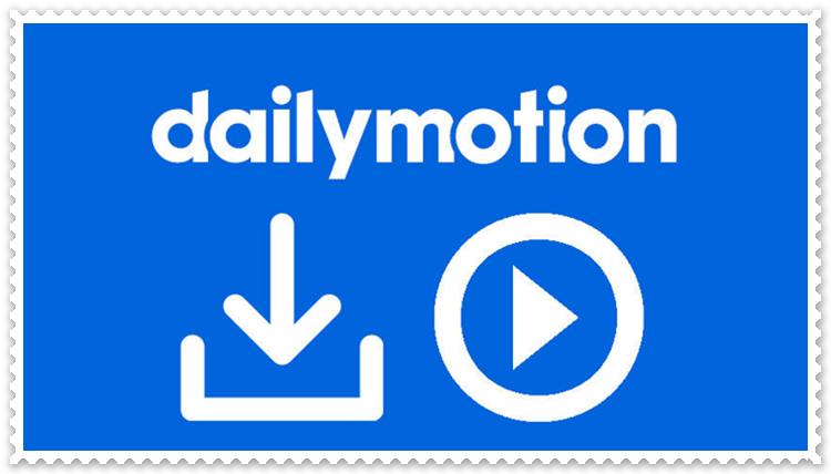 Dailymotion Video İndir