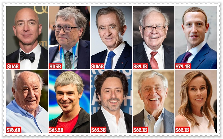 Dünyanın En Zengin İnsanı Kimdir?