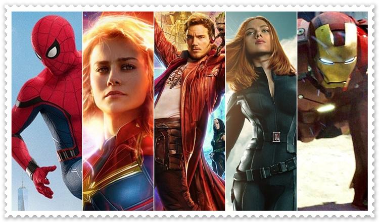 Marvel Filmleri Hakkında Merak Edilenler
