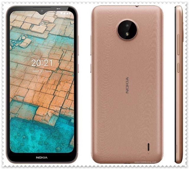 Nokia C20 Kullanım Özellikleri
