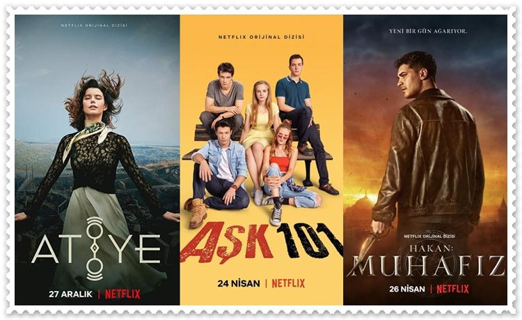 Netflix Türk Dizileri Hangileridir? En Popüler Diziler Nelerdir? 2021 Güncel