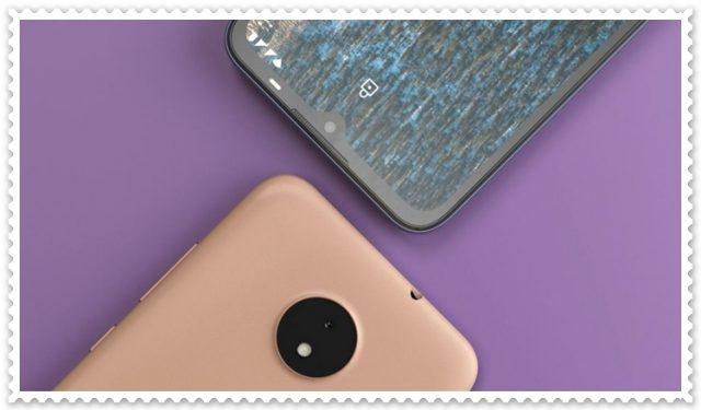 Nokia C20 Tasarım Özellikleri